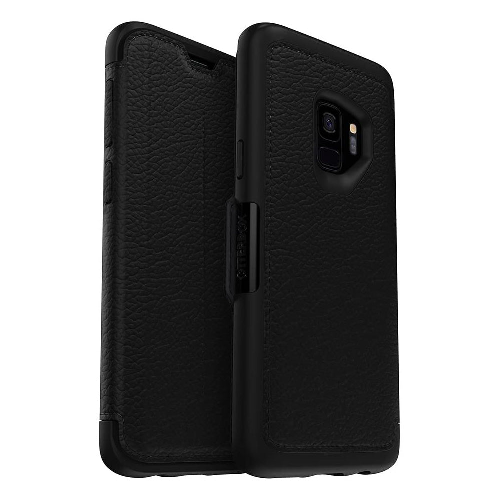 OtterBox STRADA SERIES Case for Galaxy S9 - Shadow (Certified Refurbished)