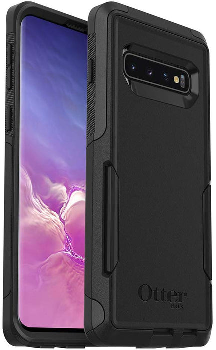 Otterbox COMMUTER SERIES Case for Galaxy S10 (ONLY) - Black (Certified Refurbished)