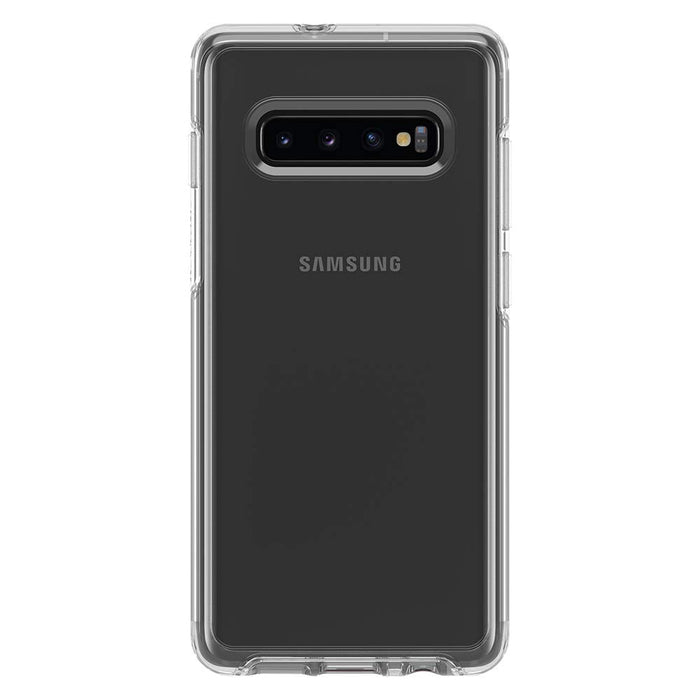 Otterbox SYMMETRY SERIES Case for Galaxy S10 Plus (ONLY) - Clear (Certified Refurbished)