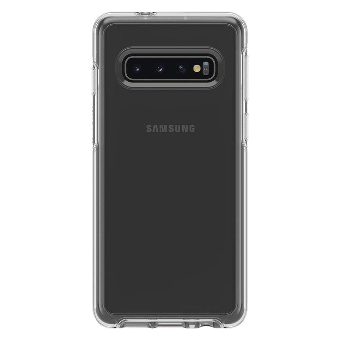 Otterbox SYMMETRY SERIES Case for Galaxy S10 (ONLY) - Clear (Certified Refurbished)