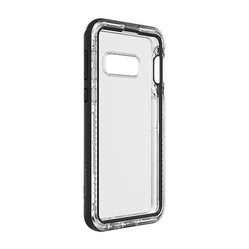 LifeProof NEXT SERIES Case for Galaxy S10E (ONLY) - Black Crystal (Certified Refurbished)