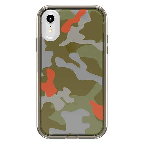 LifeProof SLAM SERIES Case for iPhone XR - Woodland Camo (Certified Refurbished)