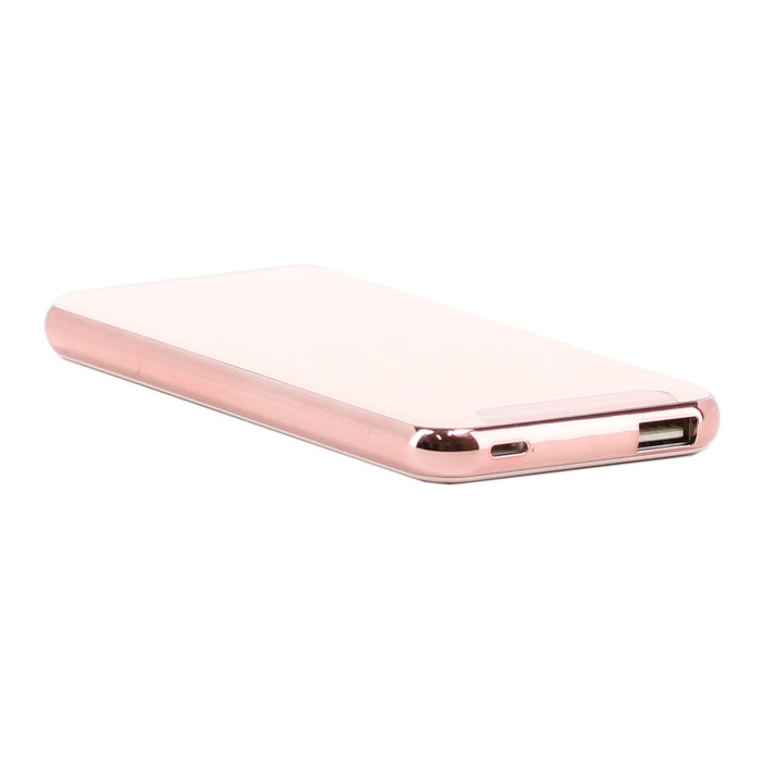 Ubio Labs Shadow Portable Charger, 6000mAh - Rose Gold (Certified Refurbished)