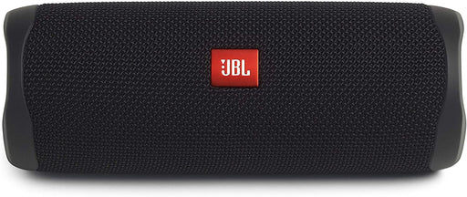 JBL Flip 5 Wireless Portable Bluetooth Speaker, TT - Black (Certified Refurbished)
