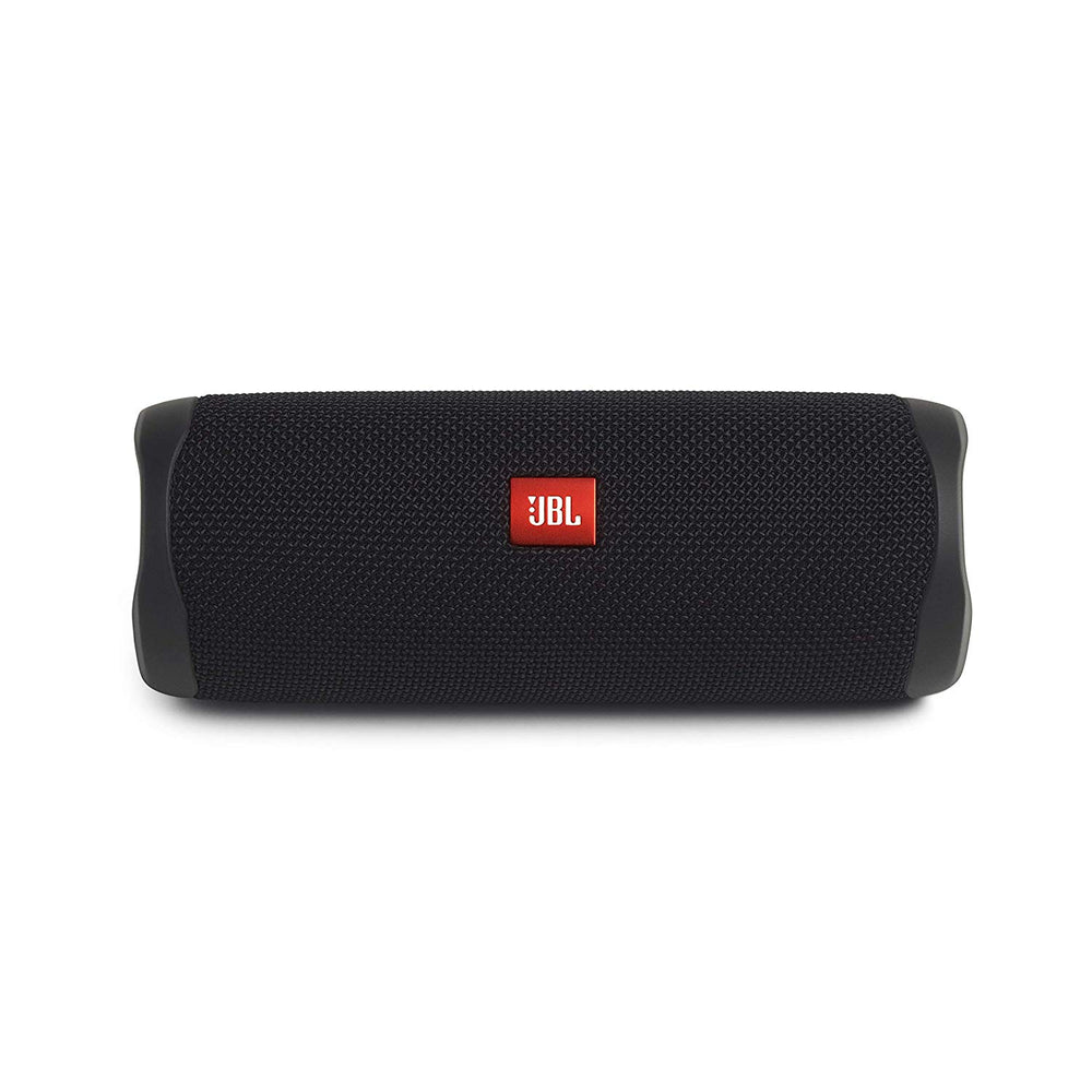 JBL Flip 5 Waterproof Portable Bluetooth Speaker - Black (Certified Refurbished)
