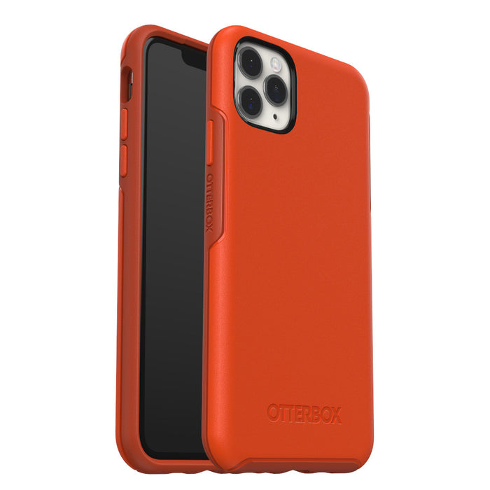 OtterBox SYMMETRY SERIES Case for iPhone 11 Pro Max - Risk Tiger Red (Certified Refurbished)