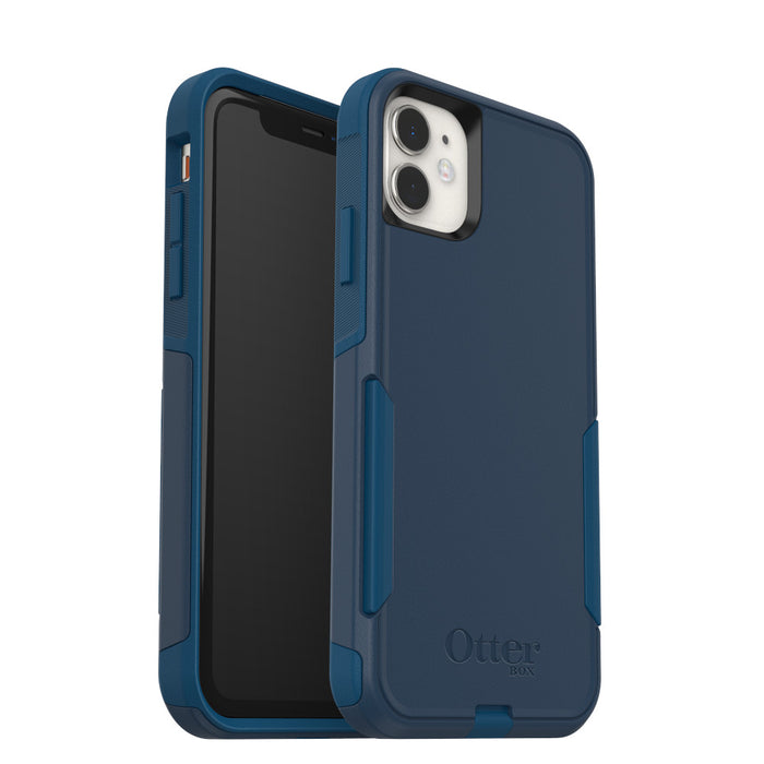 OtterBox COMMUTER SERIES Case for iPhone 11 - Bespoke Way Blue (Certified Refurbished)