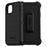 OtterBox DEFENDER SERIES Case & Holster for iPhone 11 Pro - Black (Certified Refurbished)