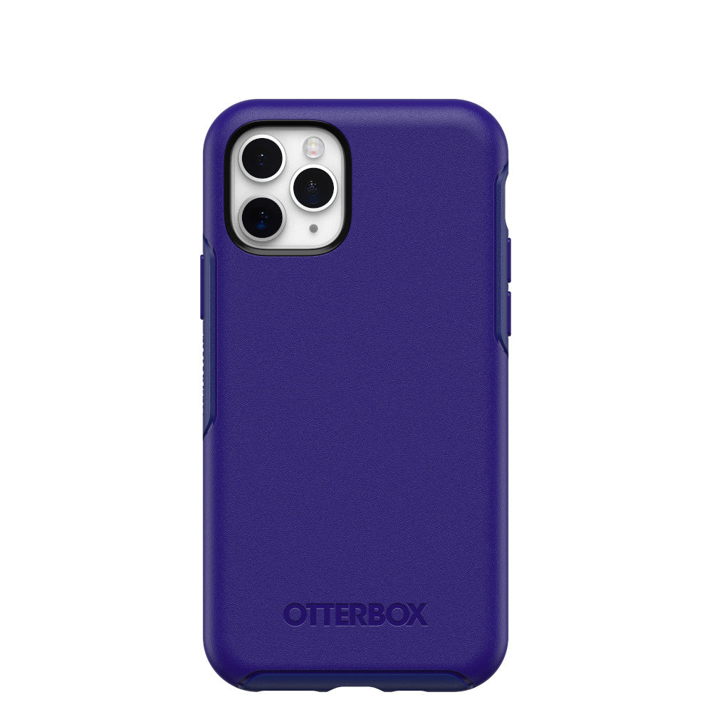 OtterBox SYMMETRY SERIES Case for iPhone 11 Pro - Sapphire Secret Blue (Certified Refurbished)