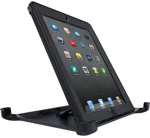 OtterBox DEFENDER SERIES Replacement Stand Only for iPad 2 / 3 / 4 - Black (Certified Refurbished)