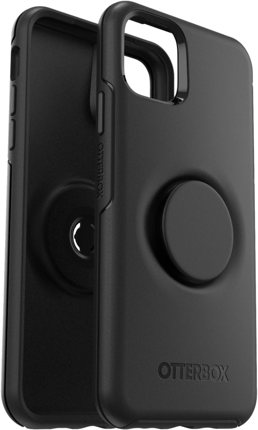 OtterBox + POP SYMMETRY SERIES Case for iPhone 11 - Black (Certified Refurbished)