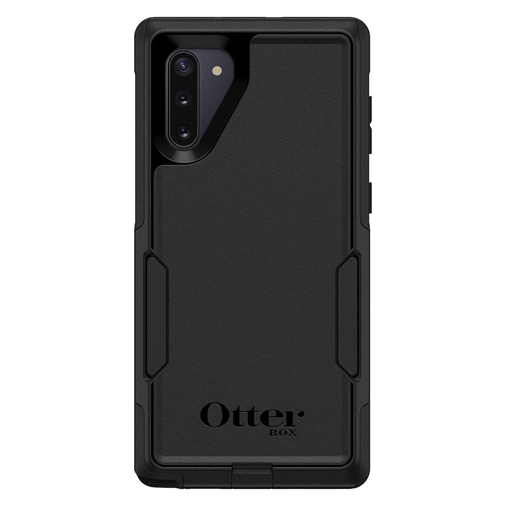 OtterBox COMMUTER SERIES Case for Samsung Galaxy Note10 - Black (Certified Refurbished)