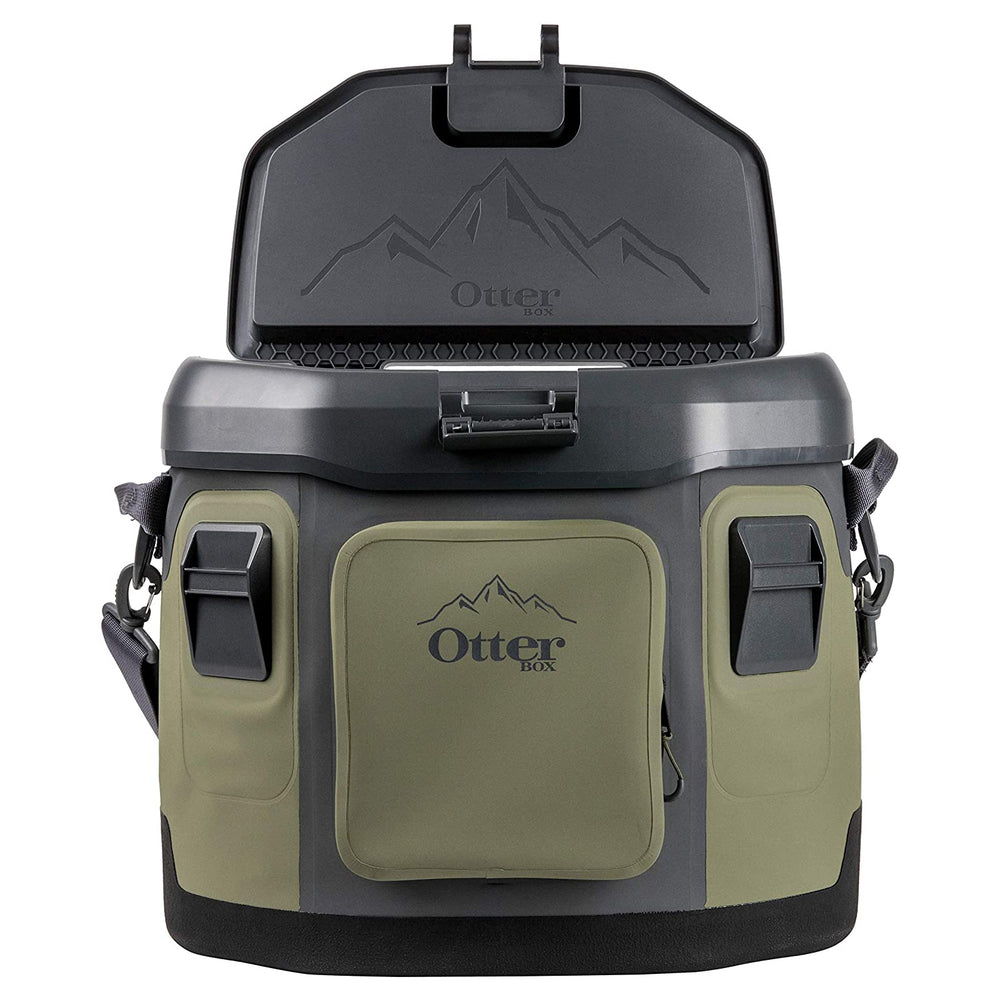 OtterBox TROOPER SERIES Cooler 20 Quart with Ice Pack - Alpine Ascent (Certified Refurbished)