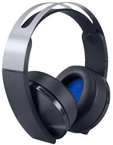 Sony Platinum 7.1 Virtual Surround Sound Gaming Headset for PlayStation 4 - Black (Certified Refurbished)