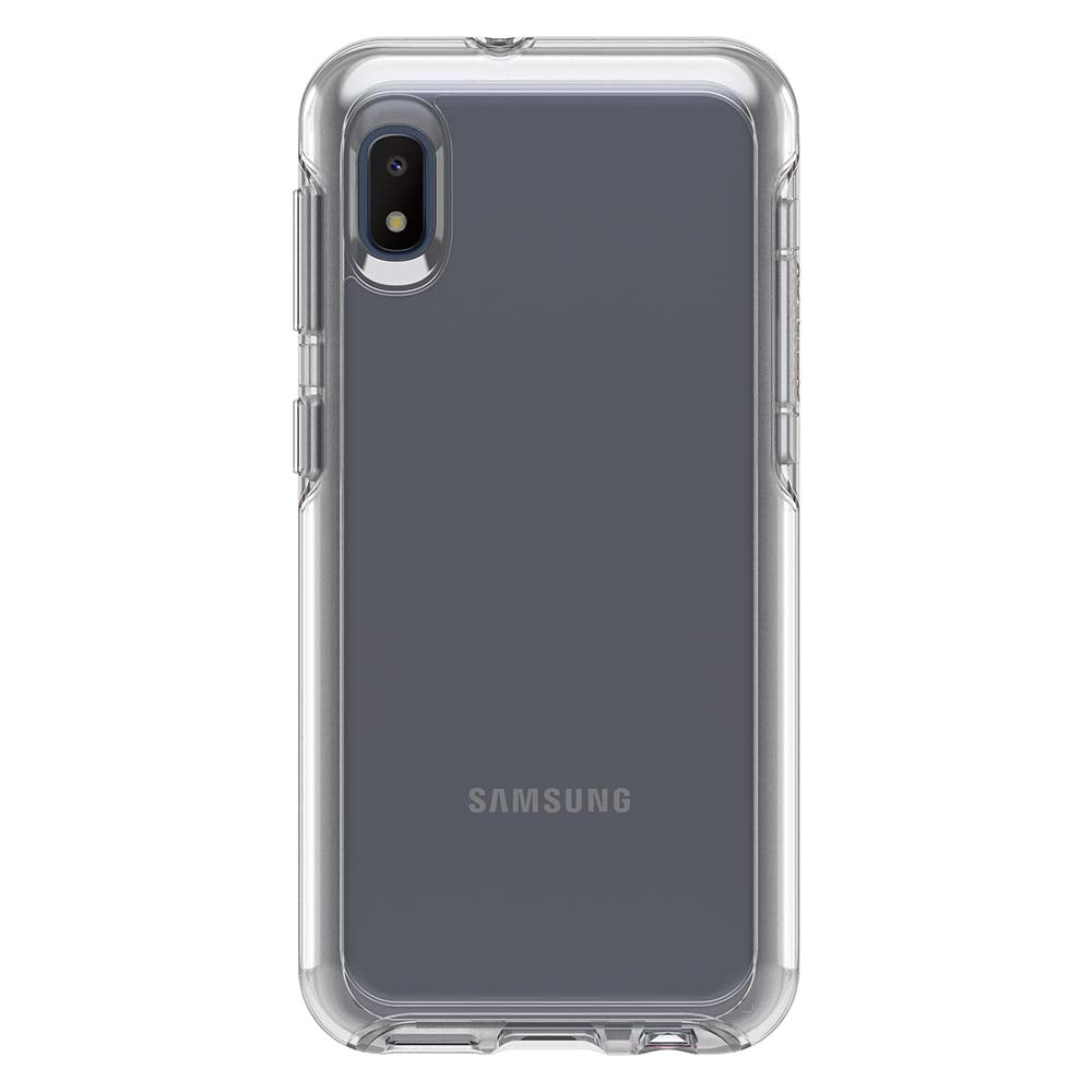OtterBox SYMMETRY SERIES Case for Galaxy A10E - Clear (Certified Refurbished)