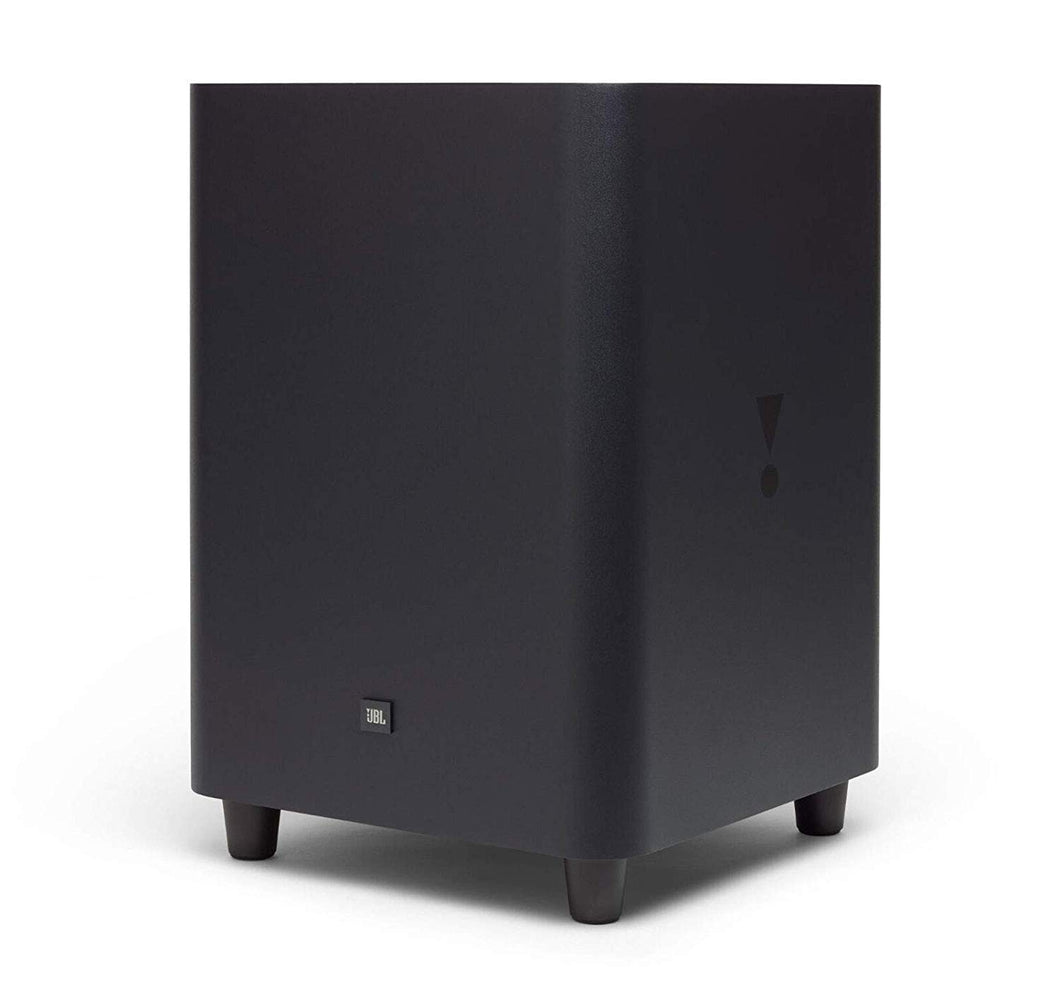 "JBL SW10 10"" Powered Wireless Subwoofer for JBL Link Bar - Black (Refurbished)"