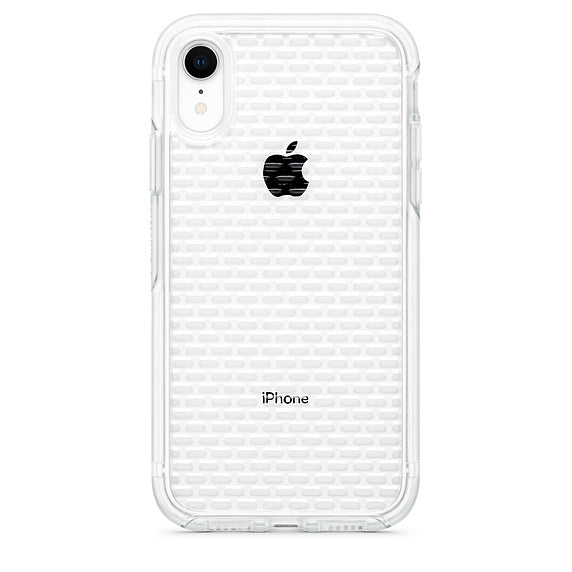 OtterBox Clear Pattern Design Case for iPhone XR - Clear (Certified Refurbished)
