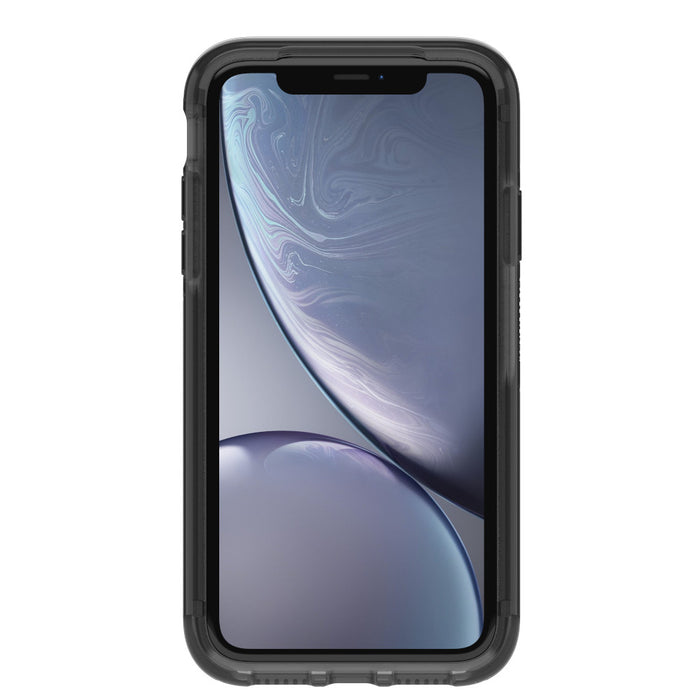 OtterBox Clear Pattern Design Case for iPhone XR - Fog Black (Certified Refurbished)