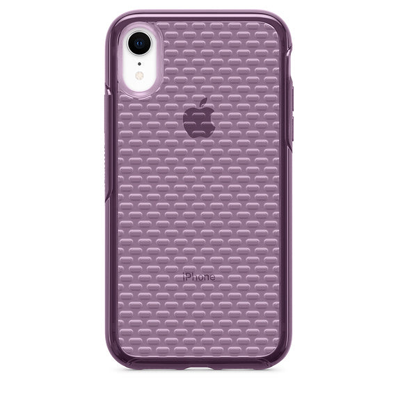OtterBox Clear Pattern Design Case for iPhone XR - Passion Berry (Certified Refurbished)