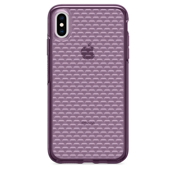 OtterBox Clear Pattern Design Case for iPhone Xs Max - Passion Berry (Certified Refurbished)