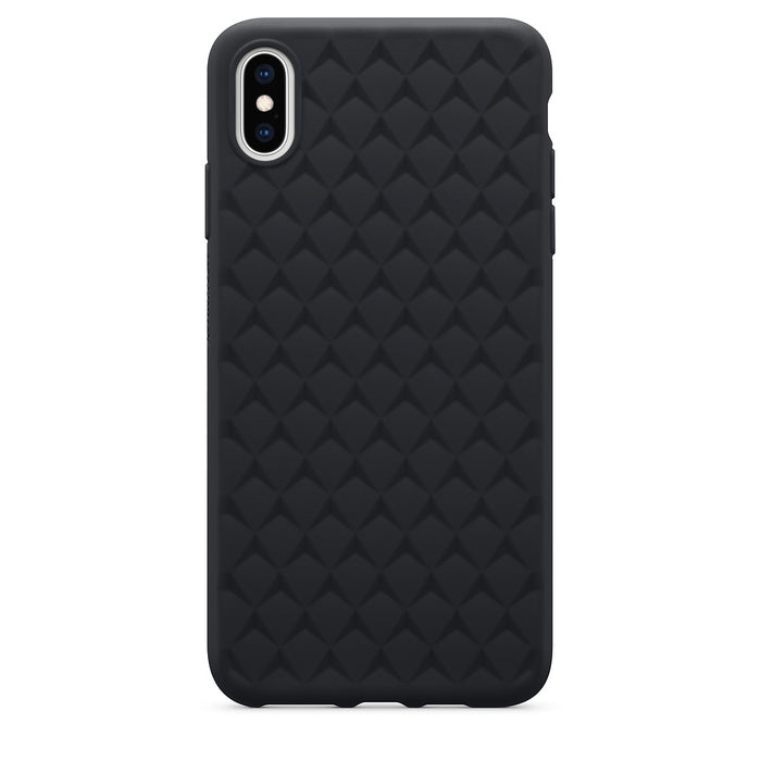 OtterBox Ultra Slim Case Firm Flex Soft Touch for iPhone X and iPhone Xs - Black (Certified Refurbished)