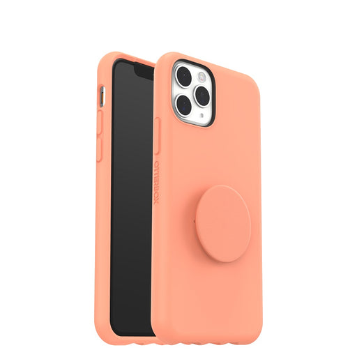 OtterBox + POP Ultra Slim Soft Touch Case for iPhone 11 Pro - Melon Twist (Certified Refurbished)
