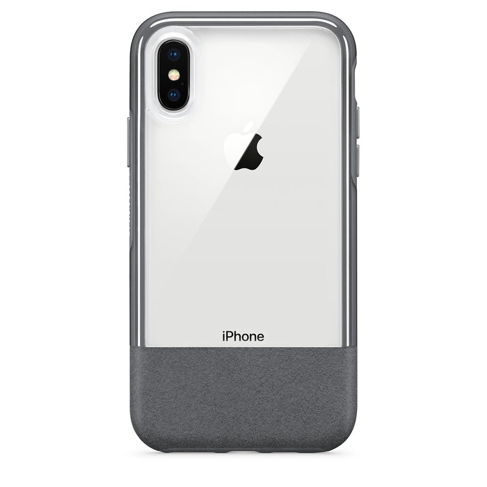 OtterBox STATEMENT SERIES Case for iPhone X / iPhone Xs - Lucent Storm (Certified Refurbished)
