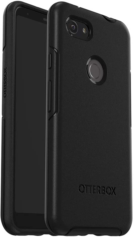 OtterBox SYMMETRY SERIES Case for Google Pixel 3a XL - Black (Certified Refurbished)