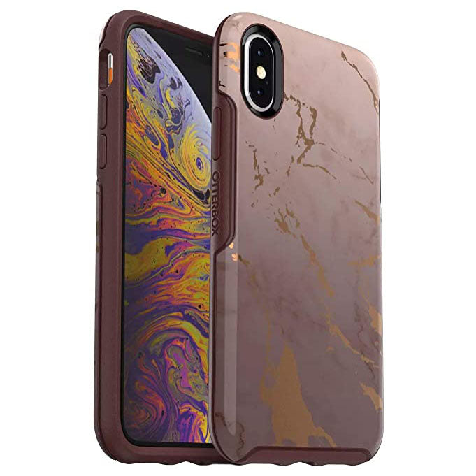 OtterBox SYMMETRY SERIES Case for iPhone XS Max - Lost My Marbles (Certified Refurbished)