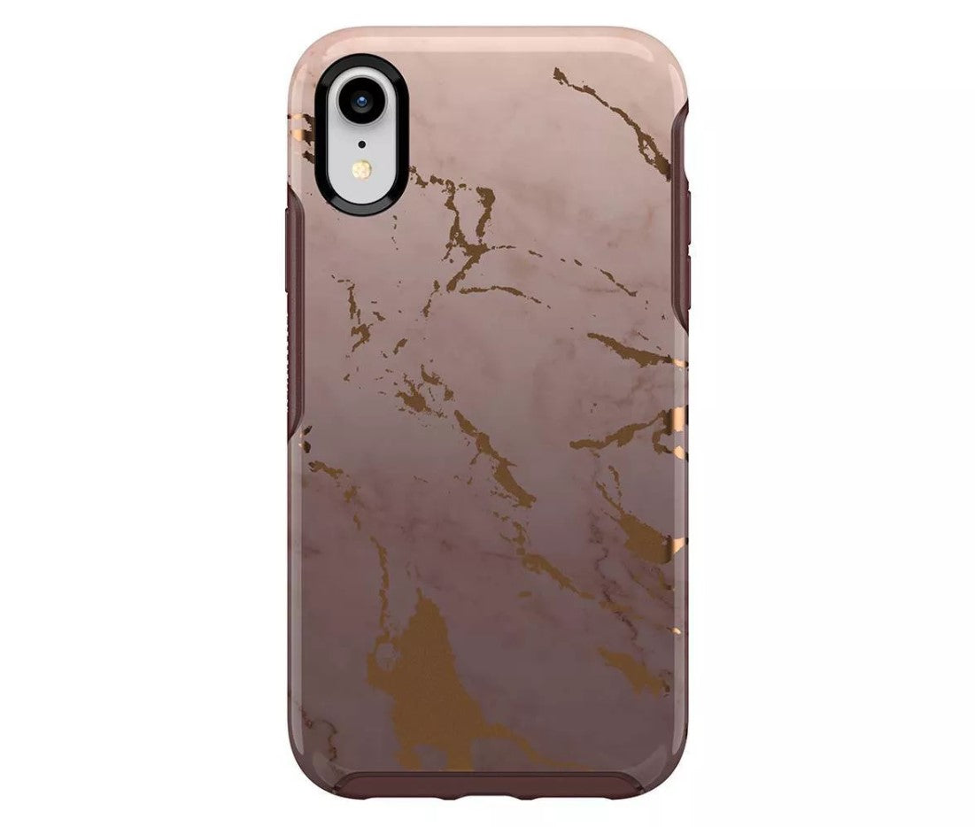 OtterBox SYMMETRY SERIES Case for iPhone XR - Lost My Marbles (Certified Refurbished)