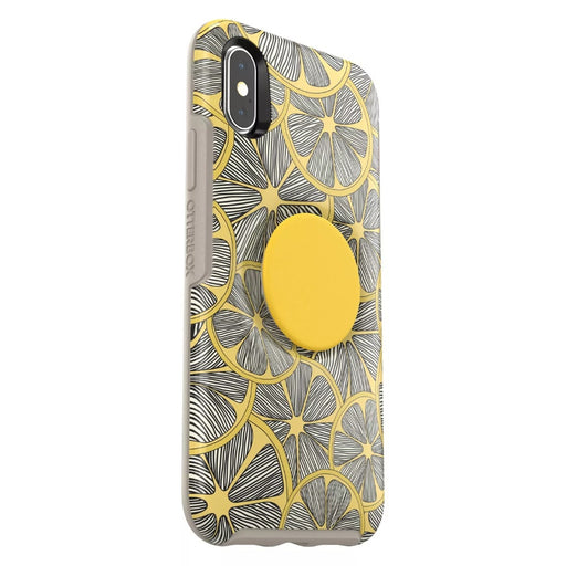 OtterBox + Pop SYMMETRY SERIES Case for iPhone XS Max - Always Tarty (Certified Refurbished)