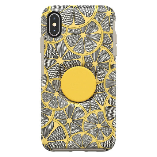 OtterBox + Pop SYMMETRY SERIES Case for iPhone X / iPhone XS - Always Tarty (Certified Refurbished)