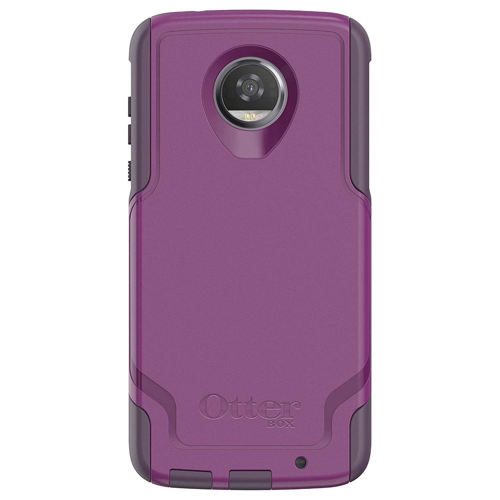OtterBox COMMUTER SERIES Case for Moto Z2 Play - Plum Way (Certified Refurbished)