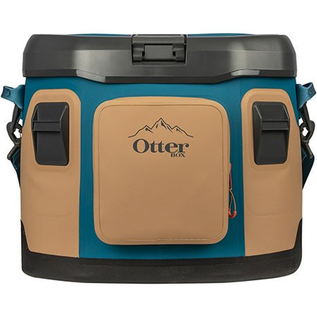OtterBox Trooper Series Cooler 20 Quart - Desert Oasis (Certified Refurbished)