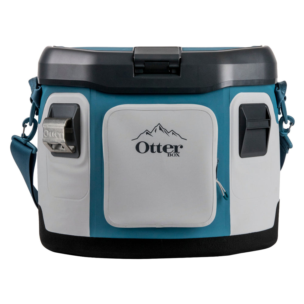 OtterBox TROOPER SERIES Cooler 20 Quart with Ice Pack - Hazy Harbor (Certified Refurbished)