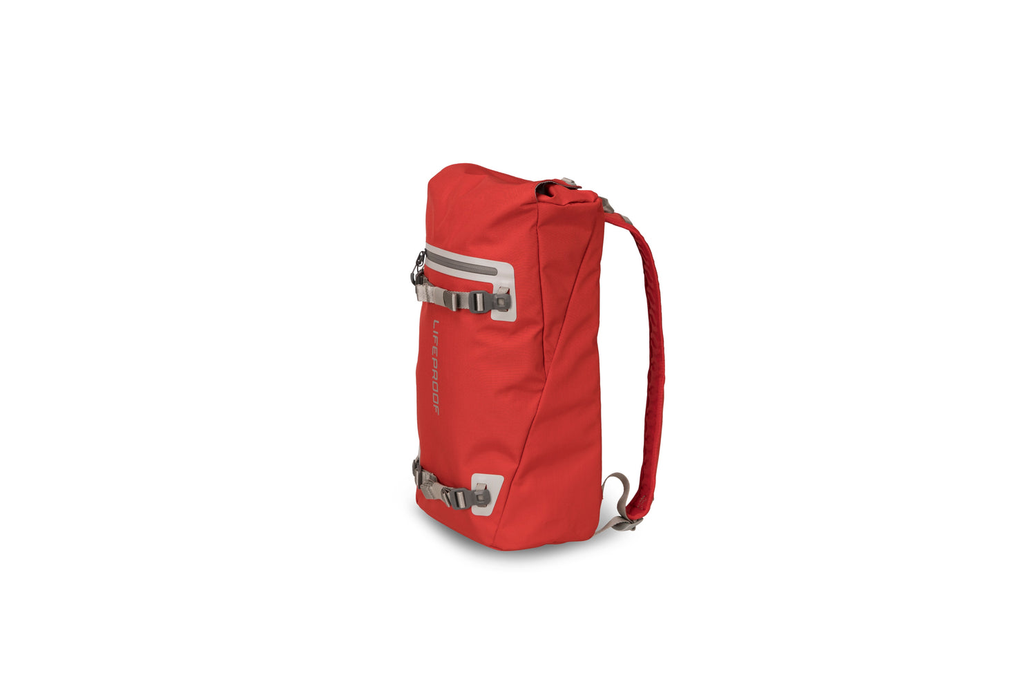 LifeProof Quito 18 Liter Outdoor Backpack for Travel and Hiking - Rush Red (New, Open Box)