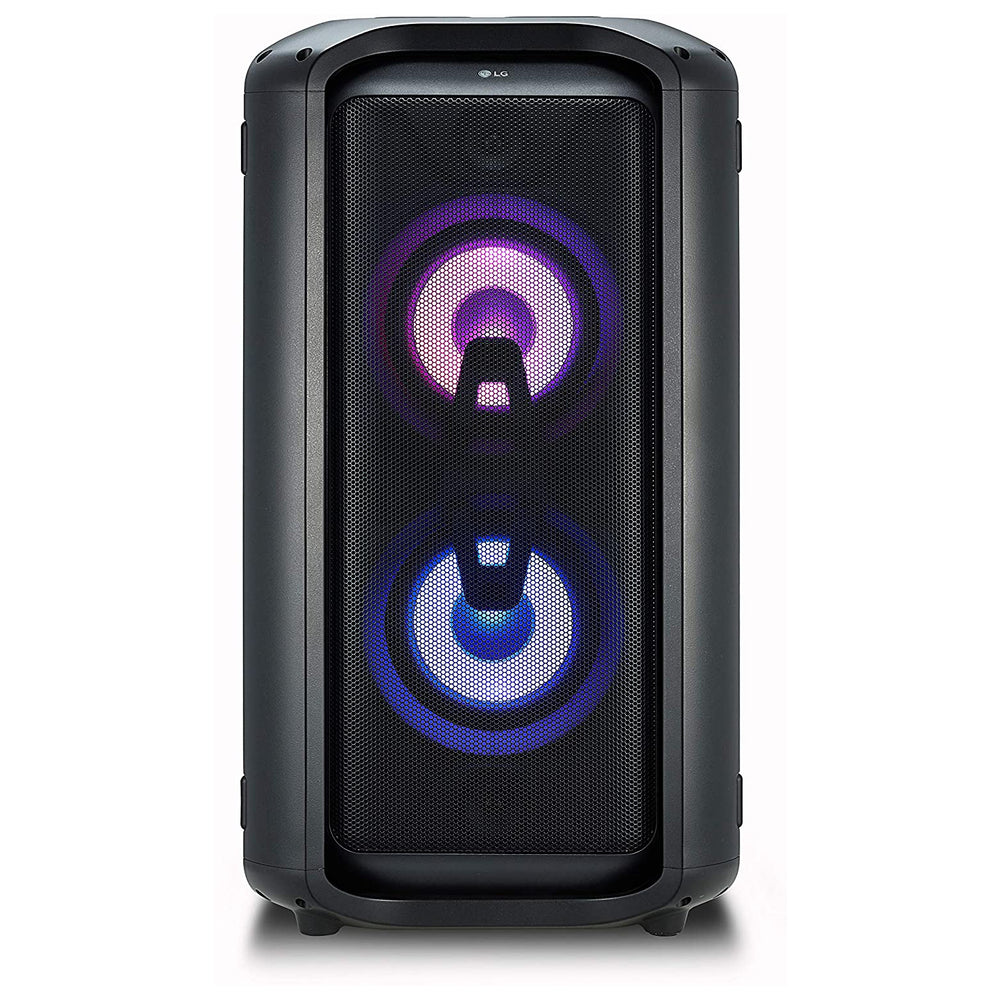 LG XBOOM 550W Speaker System with LED Lighting - Black (Certified Refurbished)