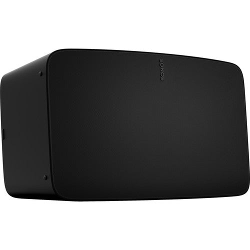 Sonos Five Hi-Fi Wireless Smart Speaker for Superior Sound - Black (Certified Refurbished)