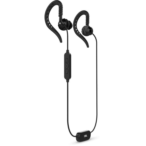 JBL Focus 500 Wireless Sport In-Ear Headphones - Black (Certified Refurbished)