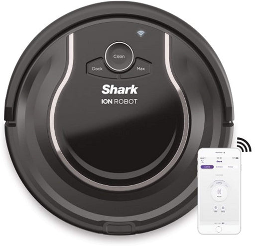 Shark ION 750 Wi-Fi Connected Robot Vacuum (RV750) - Gray (Certified Refurbished)