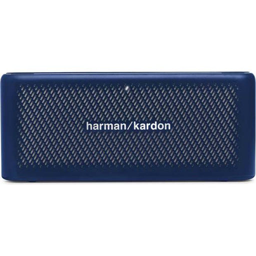 Harman Kardon Traveler All-In-One Portable Travel Speaker - Blue (Certified Refurbished)