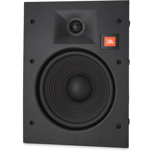 "JBL Arena 8IW In-Wall Loudspeaker with 8"" Woofer - Black (Certified Refurbished)"