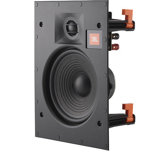 "JBL Arena 6IW In-Wall Loudspeaker with 6.5"" Woofer - Black (Certified Refurbished)"