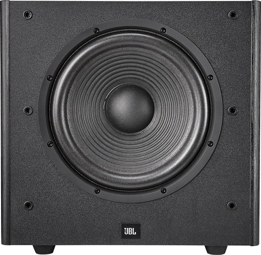"JBL Arena S10 10"" 200W Powered Subwoofer - Black (Certified Refurbished)"