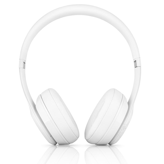 Beats by Dr. Dre Beats Solo3 Wireless On-Ear Headphones - Gloss White (Certified Refurbished)
