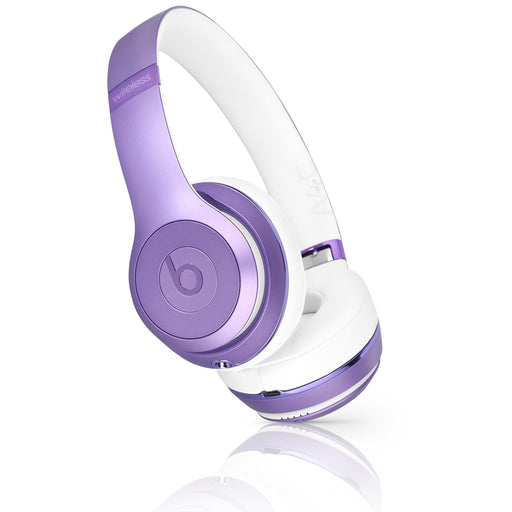 Beats By Dr. Dre Beats Solo 3 Wireless On-Ear Headphones - Ultra Violet (Certified Refurbished)