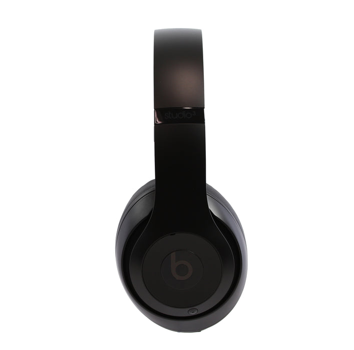 Beats Studio3 Wireless Over-Ear Headphones - Matte Black (Certified Refurbished)