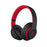 Beats Studio3 Wireless Over-Ear Headphones - Defiant Black-Red (Certified Refurbished)
