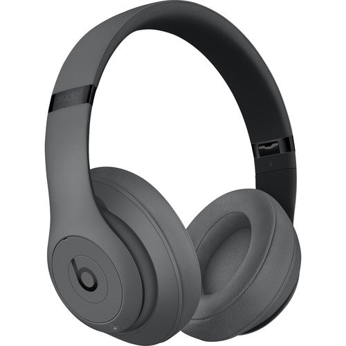 Beats By Dr. Dre Beats Studio3 Wireless Over-Ear Headphones - Gray (Certified Refurbished)