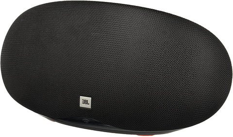 JBL Playlist 150 Wireless Speaker With Chromecast Built-in (Black) - Certified Refurbished